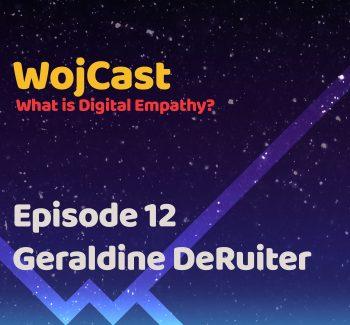 Episode 12 Geraldine DeRuiter
